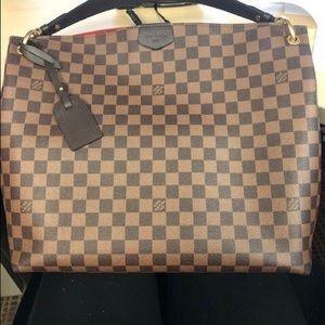 Louis Vuitton Graceful MM - Authentic